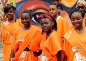 Somali Bantu Dancers